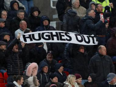 Premier League: Mark Hughes says he is still 'best person' to lead Stoke City after fifth defeat in seven matches