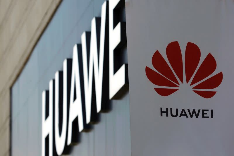 Huawei focusing on cloud business which still has access to U.S. chips: FT