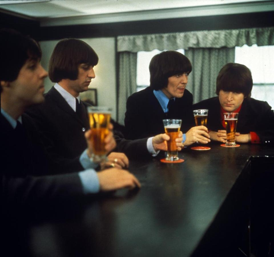 The Beatles (Credit: Getty)