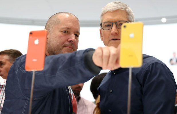Apple Designer Jony Ive, Who Helped Create the iPhone and iPod, Has Been Removed From Company's Leadership Page