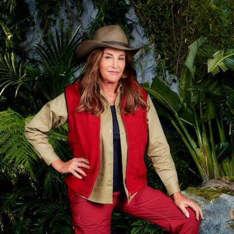 Caitlyn Jenner will be among the favourite to win this year's competition - Credit: ITV