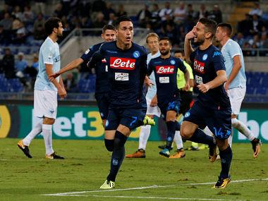 Champions Juventus and Napoli pulled clear at the summit of Serie A as they continued their faultless campaigns on Wednesday as Inter Milan fell behind.