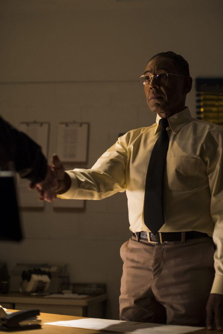 Giancarlo Esposito as Gustavo