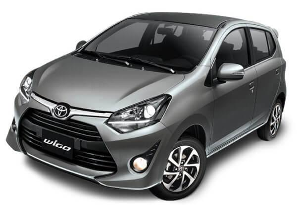 Cheapest Cars in the Philippines Under P700,000 - Toyota Wigo