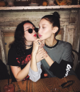 <p>Sometimes, it's all too easy to cancel on a friend. But the last thing you want is to end up with none. Make the extra effort. <i>[Photo: Instagram/bellahadid]</i> </p>