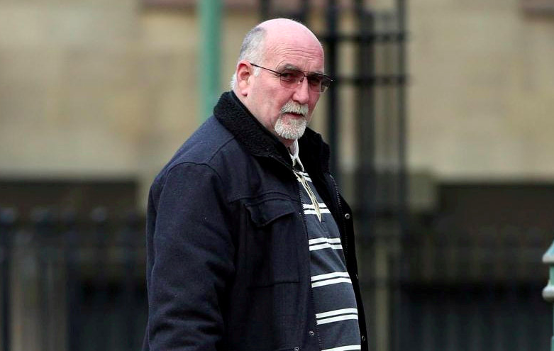 Colin Nesbitt stole £87,000 from the Little Heroes Cancer Trust he set up. (SWNS)