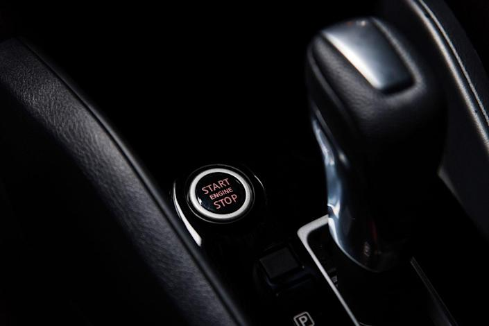 <p>Along with the manual gearbox, the Versa is available with a continuously variable automatic transmission (CVT) that has been enhanced from the previous generation. We'll have to wait until we can slide behind the new Versa's flat-bottomed steering wheel to see if the mechanical upgrades improve on the current Versa's leisurely acceleration.</p>