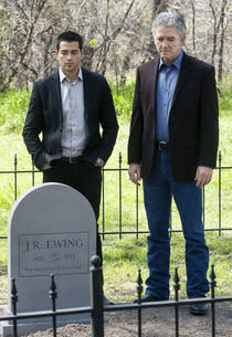 Jesse Metcalfe and Patrick Duffy | Photo Credits: TNT