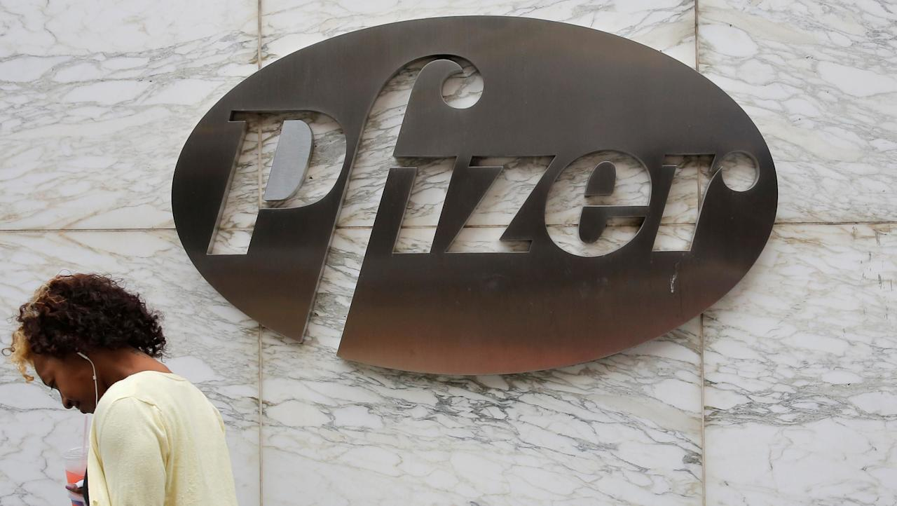 Image Pfizer could apply for COVID-19 vaccine emergency use by November