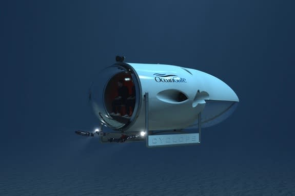 'Cyclops' Sub Aims to Advance Deep Sea Exploration