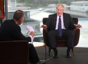 Andrew Marr Show in London