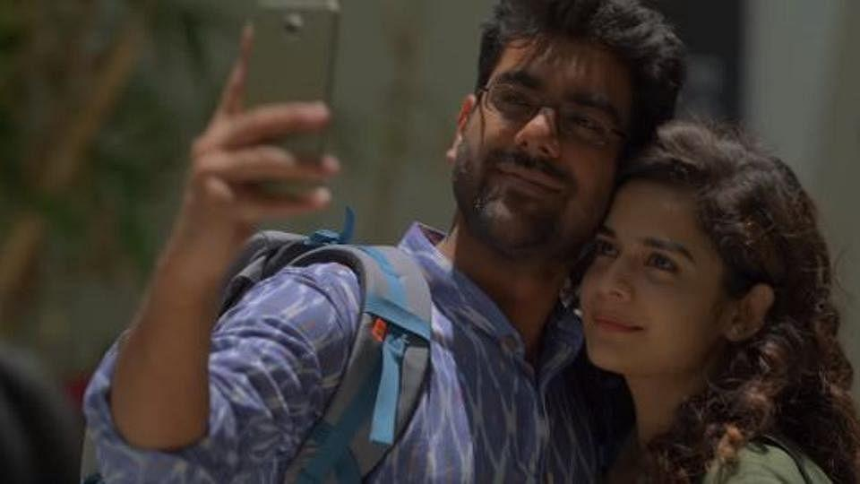 <p>Dhruv Sehgal and Mithila Palkar in a still from <em>Little Things</em>.</p>