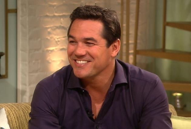 Dean Cain stops by Access Hollywood Live on June 15, 2012 -- Access Hollywood