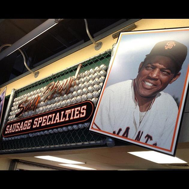 """Willie Mays, the Abe Froman of San Francisco"" - @kduck22 @kevinkaduk"