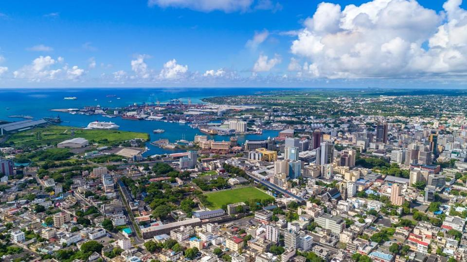 The Chinese who helped make tiny Mauritius an African success story