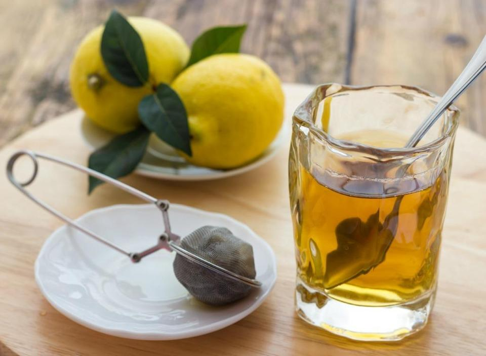 Best worst foods sleep lemon tea