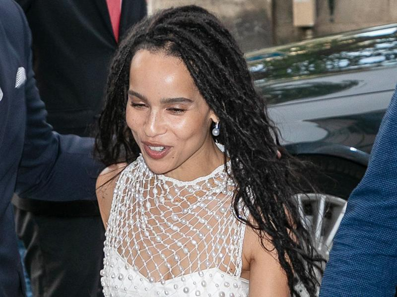 Zoe Kravitz & Karl Glusman Married In France: Congrats To The Couple
