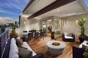 The Terraces by William Lyon Homes Offers Detached Living With a Rooftop Lifestyle