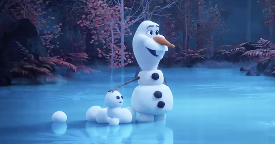 Disney Is Releasing Series Of New 'Frozen' Shorts Made Entirely At ...