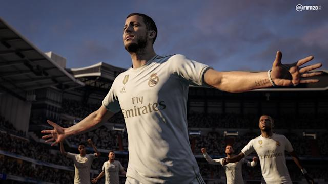 Eden Hazard will be donning the Real Madrid shirt in 2020