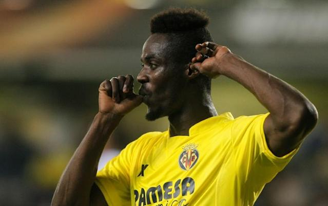 Ivorian defender Eric Bally joined Villareal in 2015 after a 4.4 million pounds (5.63 million euros, $6.41 million) transfer from Espanyol