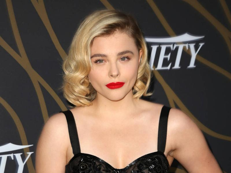 Chloe Grace Moretz distances herself from Louis C.K. movie