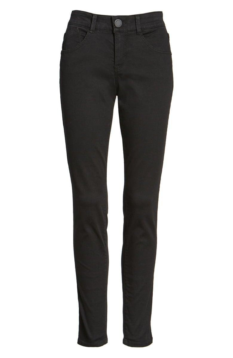 <p>Customers can't get enough of these flattering <span>Wit &amp; Wisdom Ab-solution Stretch Skinny Jeans</span> ($68).</p>