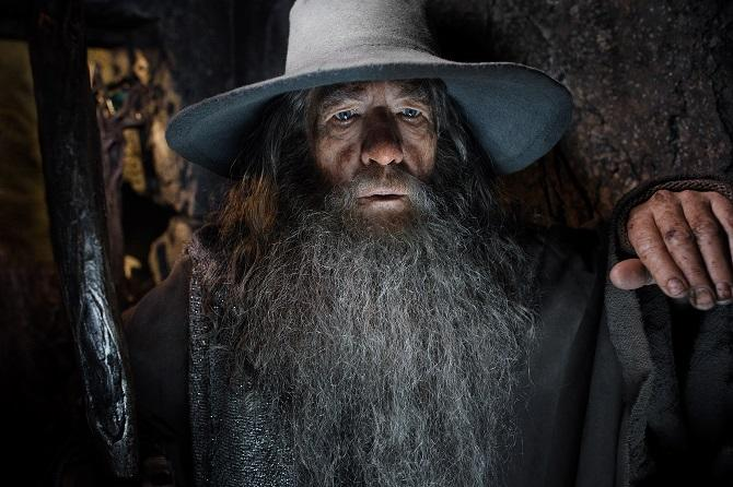 Ian McKellen como Gandalf (AP Photo, Mark Pokorny, Gtres)