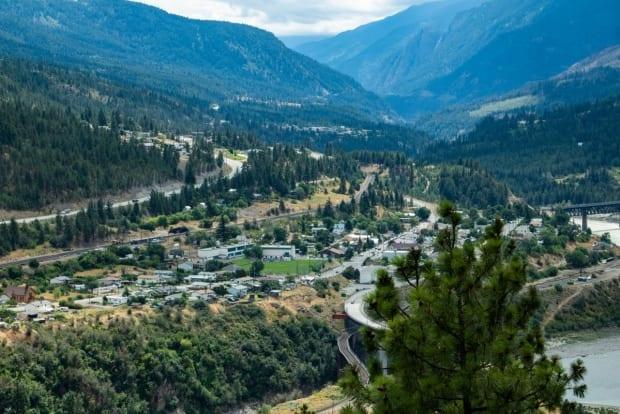 Lytton sits at the confluence of the Fraser and Thompson rivers and has long been a powerful centre for trade.  (Lytton First Nation - image credit)