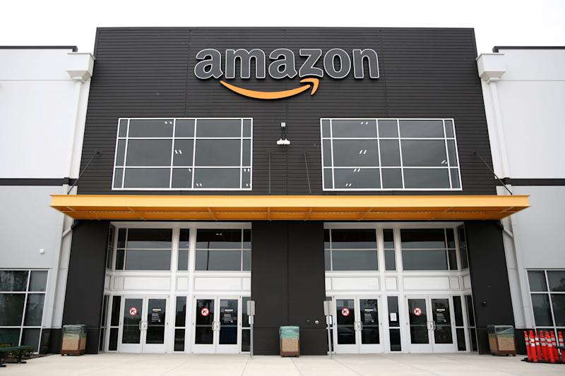 The Amazon fulfillment center in Salem, Ore., a 1-million-square-foot packing and shipping center, is set to open in August with about 1,000 employees.