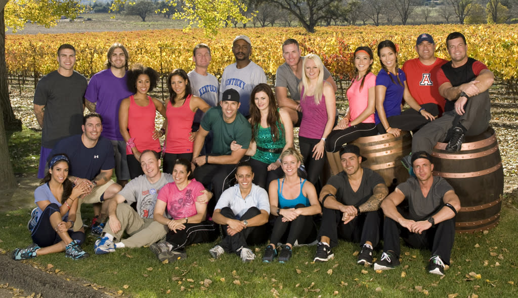 "<b>""The Amazing Race""</b><br><br>Sunday, 5/6 at 8 PM on CBS<br><br><a href=""http://yhoo.it/IHaVpe%20"">More on Upcoming Finales </a>"