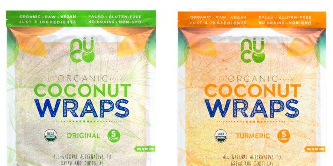 Walmart Is Now Selling Coconut Wraps, And Eating Low-Carb