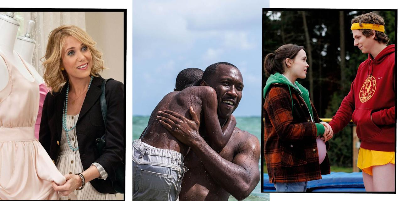 """<p>We know. Rounding up the 'best films of all time' is a difficult task and one for which the results will likely provoke debate, critique and perhaps a straight-up shut down.</p><p>But there are moments in life where you want to see some sort of definitive list and we're more than happy to oblige.  ELLE have devised a list of the very best films of all time, according to a wide-ish consensus, by dividing it up into appropriate sections. </p><p>From buzzy '<a href=""""https://www.elle.com/uk/life-and-culture/culture/a32156381/oscars-2021-predictions/"""" target=""""_blank"""">award winners</a>' to game changers - films that challenged the status quo and won huge plaudits for doing so. To, the ones you can watch <a href=""""https://www.elle.com/uk/life-and-culture/culture/news/a33440/best-happy-films-movies-list/"""" target=""""_blank"""">on repeat to cheer you up,</a> as well as the lesser known but brilliant films you need to add to your watch list immediately.</p><p>Here are 50 of the very best films of all time...</p>"""