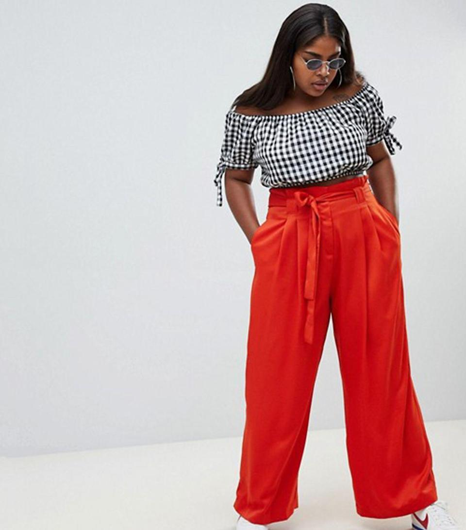Available in sizes 14 to 24.