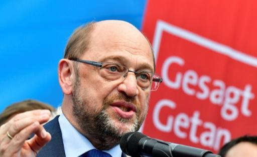 <p>Embattled Schulz abandons bid for German foreign ministry</p>