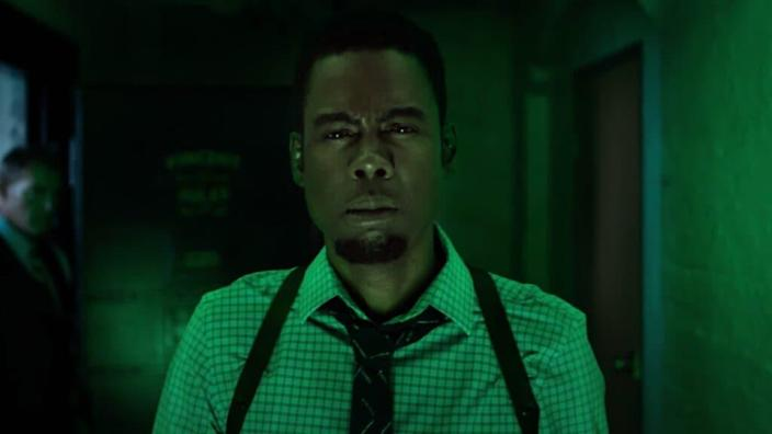 """Chris Rock in """"Spiral-The Book of Saw"""" (Lionsgate)"""