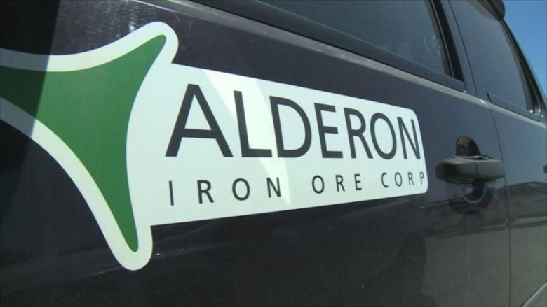 Siobhan Coady joins Alderon CEO in China to lobby for 'rebounding' iron ore projects