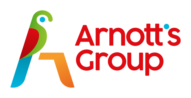 The new logo for the Arnott's Group corporate identity. Source: Arnott's Group