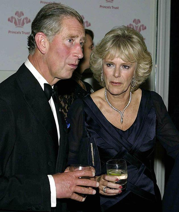 Prince Charles and his wife, Camilla