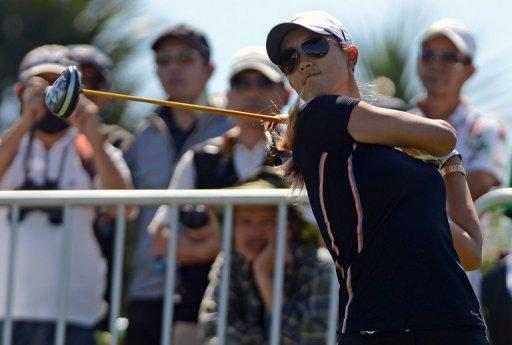 Wie opened with back-to-back birdies at Guadalajara Country Club
