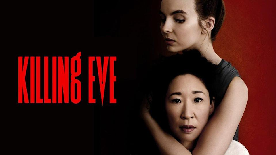 <em>Killing Eve</em> is a show that's easy to become obsessed with (BBC One)