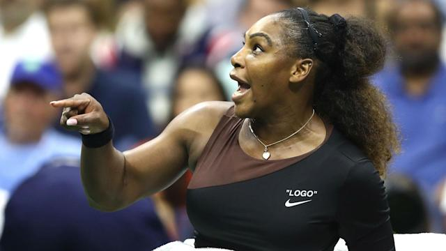 There were astonishing scenes in the US Open final as Serena Williams lost to Naomi Osaka and had a furious row with umpire Carlos Ramos.