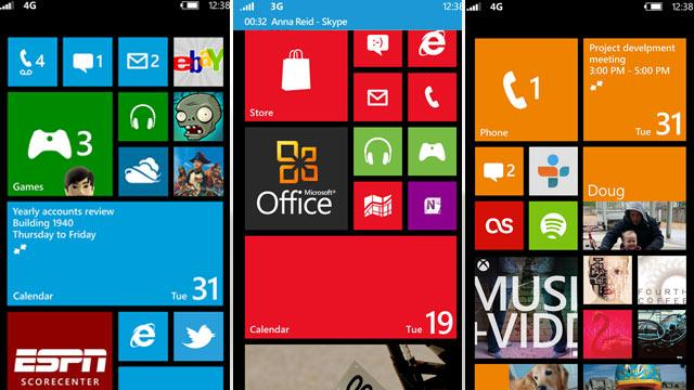 Microsoft Windows Phone 8 Unveiled: New Home Screen, Turn-by-Turn Navigation, Skype Integration