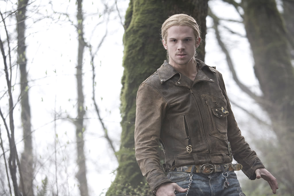 """JAMES (<a href=""""http://movies.yahoo.com/movie/contributor/1809903022"""">Cam Gigandet</a>):  Full Name: Unknown  Status: Vampire  Date of Birth/Transformation: Unknown  Special Abilities: Tracker, Super-speed, Extraordinary strength   """"I never will understand the obsession some vampires seem to form with you humans."""""""