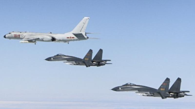 China's air force targets South China Sea with new strategic expert in top ranks