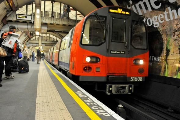 Tube driver saves child after seeing 'tiny hand reaching out from under train'