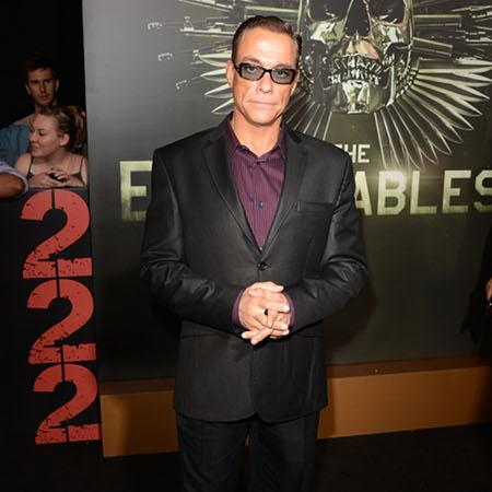 Jean-Claude Van Damme recalls career advice