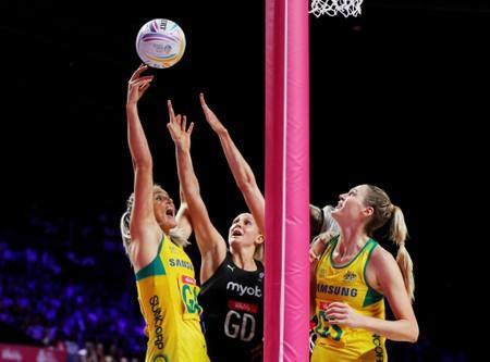 Netball World Cup - Final - Australia v New Zealand