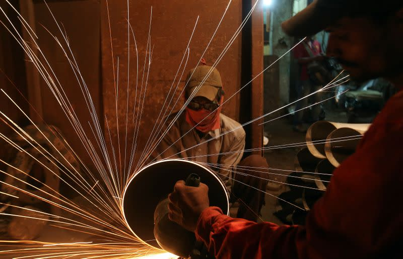 India's manufacturing growth picks up in November - PMI