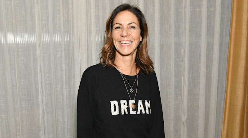 Julia Bradbury delayed seeking medical help because of the coronavirus pandemic. (Getty Images)